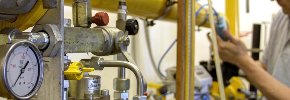 Manutenzione e riparazioni impianti